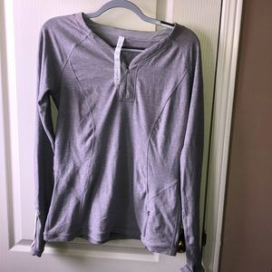 NWOT Lululemon Running top. Size 10